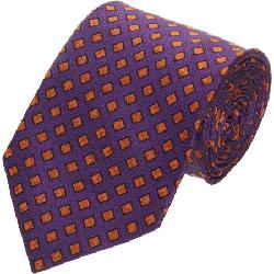 ETRO  - Diamond Pattern Tie