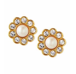Kate Spade - Flower Stud Earrings