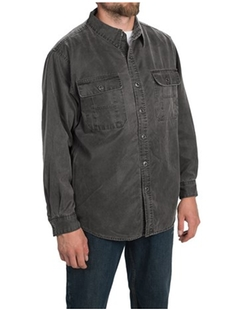 Stillwater Supply Co.  - Oilskin Shirt Jacket