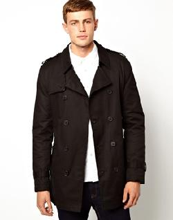 ASOS  - Belted Trench