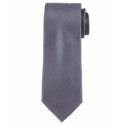 Boss Hugo Boss - Textured Solid Silk Tie