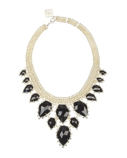 Kendra Scott - Gretchen Crystal Statement Necklace