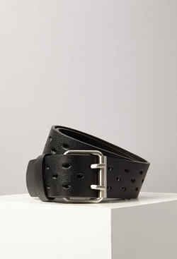 Forever 21 - Faux Leather Perforated Belt