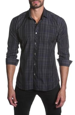 Jared Lang - Trim Fit Sport Shirt