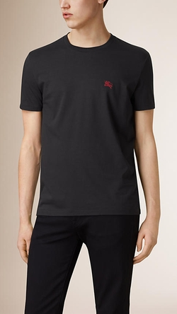 Burberry - Liquid Soft Cotton T-Shirt