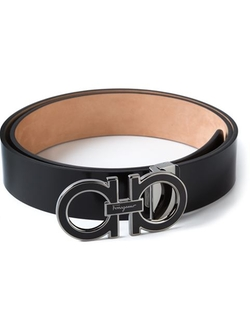 Salvatore Ferragamo - Gancini Buckle Belt