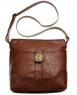 Style & Co. - Twistlock Crossbody Bag