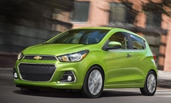 Chevrolet - Spark Coupe