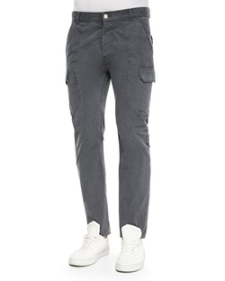 Helmut Lang   - Twill Cargo Pants