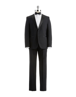 Hugo Boss - Modern Fit Wool Tuxedo Suit