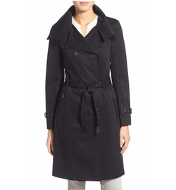 Mackage - Microstud Detail Long Trench Coat