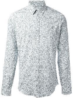 GUCCI  - floral print shirt