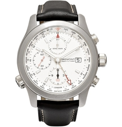 Bremont  - ALT1-WT/WH World Timer Automatic Chronograph Watch