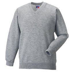 Jerzees - Childrens V-Neck Sweatshirt