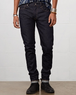 Ralph Lauren - Slim-Fit Selvedge Jeans