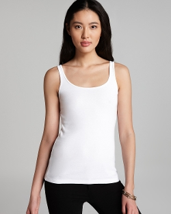 Eileen Fisher - Scoop Neck Tank Top