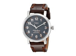 Timex - Brown Leather Watch