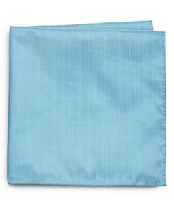 Armani Collezioni - Solid Silk Pocket Square