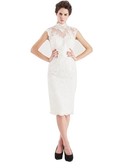 Vercart - Sheath Wedding Dress