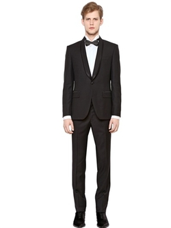 Givenchy - Wool & Mohair Gabardine Suit
