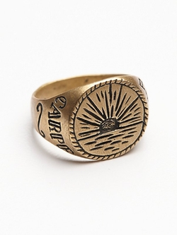 Free People - Sunrise Signet Ring