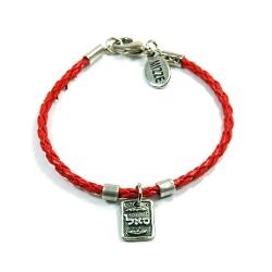 Mizze Made For Luck Jewelry - Sal Prosperity Kabbalah Red Bracelet
