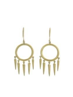 Finn  - Gypsy Chandelier Earrings