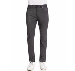 Helmut Lang  - Five-Pocket Tech Canvas Straight-Leg Pants