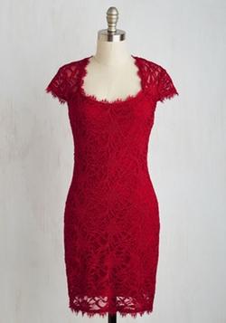Modcloth - How Does Sheath Do It? Dress