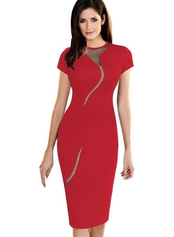 VfEmage -  Cocktail Club Bodycon Dress