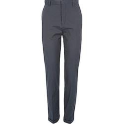 River Island - Stripe Smart Tailored Slim Pants