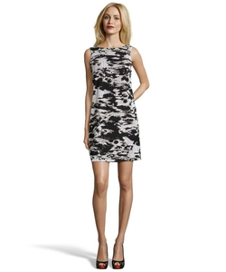Isaac Mizrahi  - Sleeveless Novelty Lace Dress