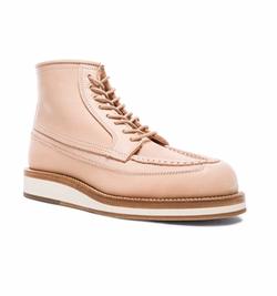 Sacai  - X Hender Scheme Leather Boots