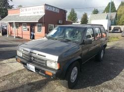 Nissan - 1992 Pathfinder SE SUV
