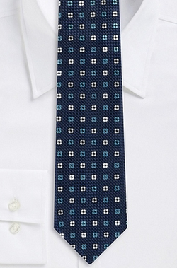 Boss - Silk Textured Patterned Tie