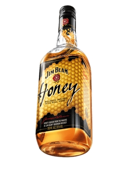 Jim Beam - Kentucky Straight Bourbon Whiskey
