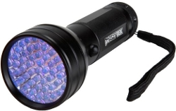Tools & Hardware - Ultraviolet Blacklight Flashlight