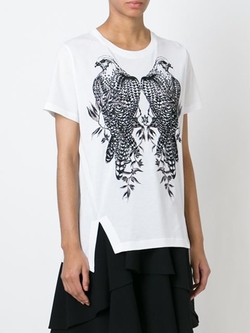Alexander Mcqueen - Eagle Print T-Shirt