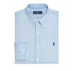 Ralph Lauren - Striped Poplin Shirt