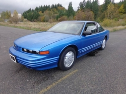 Oldsmobile - 1995 Cutlass Supreme S Coupe