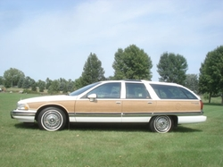 Buick  - 1991 Roadmaster Estate Wagon