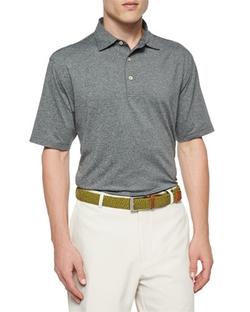Peter Millar - Short-Sleeve Jersey-Knit Polo Shirt
