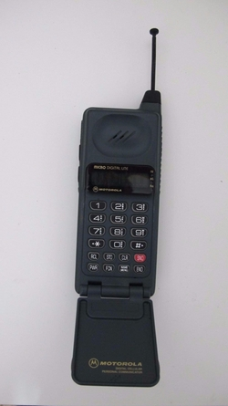 Motorola - Vintage Collectors Cell Phone