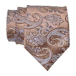 Stafford - Crown Paisley Silk Tie