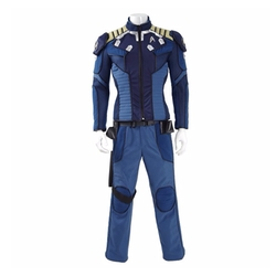 Greed Land  - Cosplay Costume Captain Kirk Commander Battle Suit