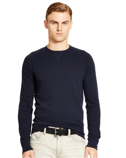 Ralph Lauren - Cotton-Blend Terry Sweatshirt