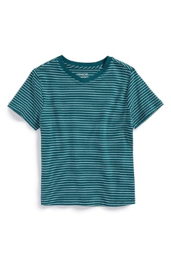 Vince - Favorite Pima Cotton V-Neck T-Shirt