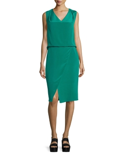Kobi Halperin  - Livia Sleeveless V-Neck Dress