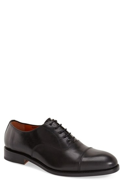 Crosby Square - Cambridge Cap Toe Oxford Shoes