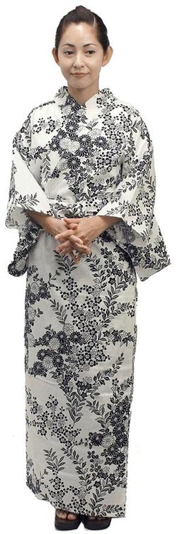 Kimono Japan - Easy Yukata Robe